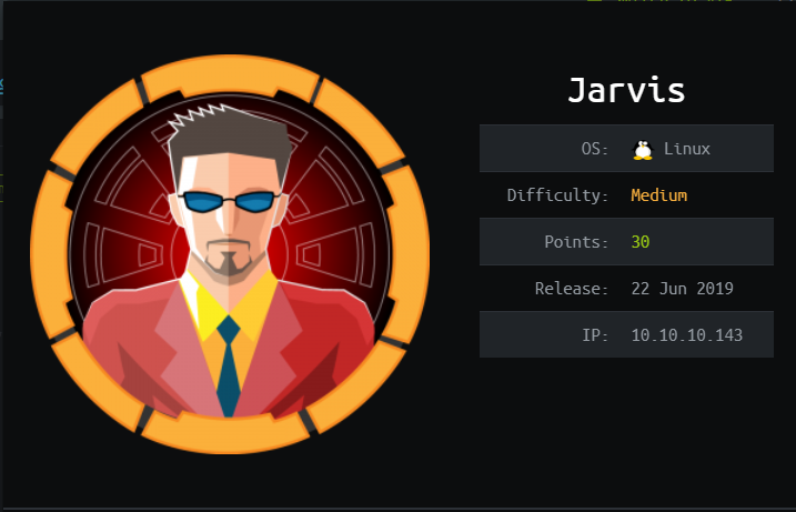 Jarvis Releas Image