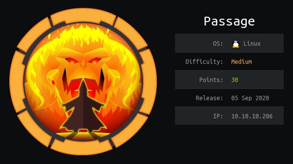 Passage release