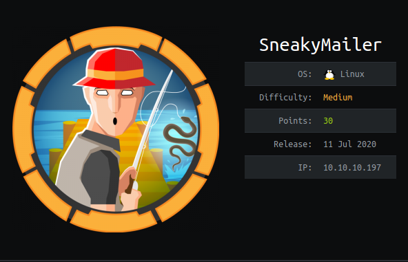 Sneakymailer Release Image